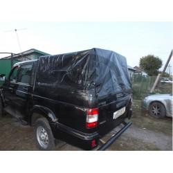 Тент УАЗ-3962 Патриот-пикап