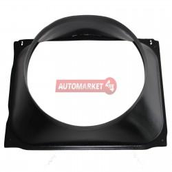 Диффузор радиатора УАЗ Патриот под кондиционер (АБС)