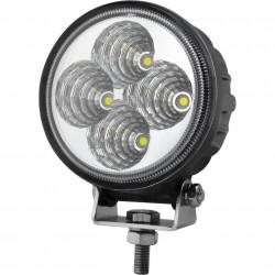 Фара водительского света РИФ 83 мм 12W LED (для передних бамперов риф)