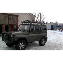 БА-47 БАГАЖНИК НА УАЗ ХАНТЕР 469 ОХОТНИК nextuaz