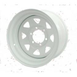 Диск колесный OFF-ROAD Wheels 1580-53910 WH 0 А17 (белый)