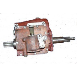КПП (4ст) УАЗ-452, тонкий вал н/o АДС