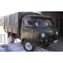 Тент на УАЗ 3303  старого образца