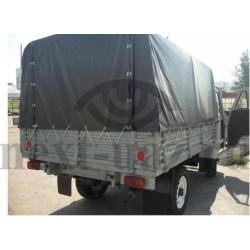 Тент на УАЗ 33036 (700 гр.) нового образца