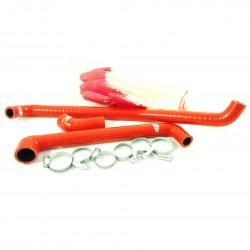 Патрубки регулятора холостого хода (шланги РХХ) EVER HOSE для УАЗ С ДВ. ЗМЗ-409 «REDBTR»