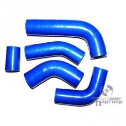 Ремкомплект патрубков радиатора УАЗ ДВ. 421 (инжектор) силикон (5 ШТ)
